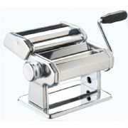 Italian Pasta Machine, Deluxe Double Cutter